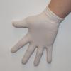 Nitril Handschuhe puderfrei latexfrei weiß groß (100 Stück)