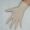 Latex Handschuhe puderfrei unsteril, klein (100 Stück)