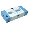 Abena Nitril Handschuhe puderfrei latexfrei blau groß (100 Stück)