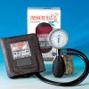 Blutdruckmesser Pressure Man II, mit Klettmanschette, rot