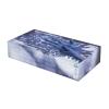 EpidermProtect Nitril Handschuhe metall-blau extra-klein, geeignet bei Handschuhunverträglichkeit (100 Stück)