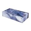 EpidermProtect Nitril Handschuhe metall-blau groß, geeignet bei Handschuhunverträglichkeit (100 Stück)