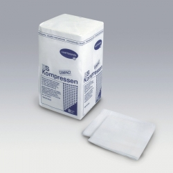 ES-Kompressen unsteril 10 x 10 cm (100 Stück)