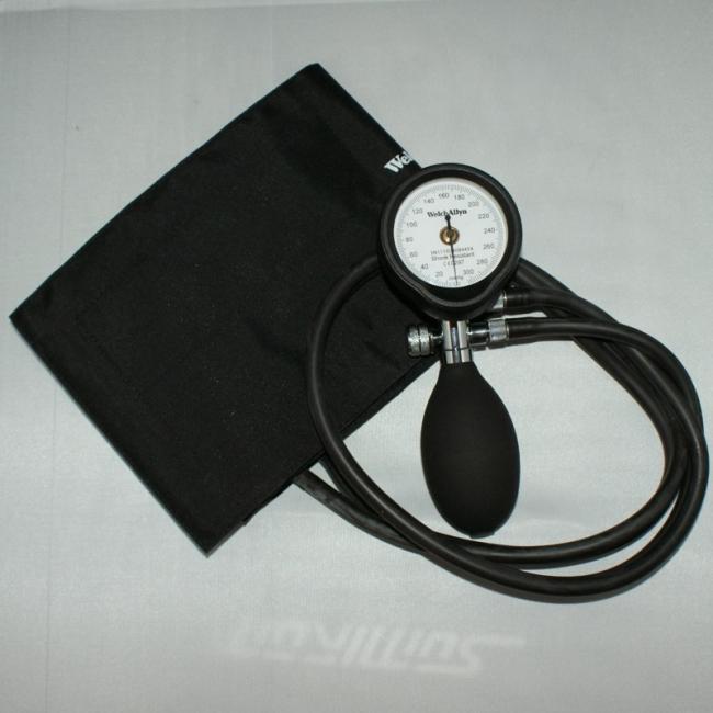 Blutdruckmesser DuraShock DS 54, 2-Schlauch, 2-tlg. Manschette