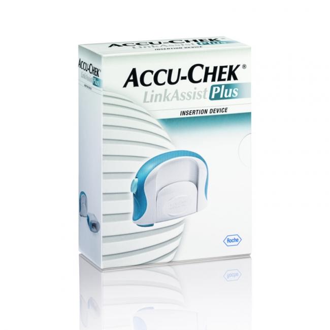 Accu-Chek LinkAssist Plus, Setzhilfe (1 Stück)